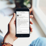 Как остановить загрузку новой версии iOS