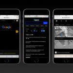 Как включить темный режим на сайте в Safari на iPhone