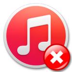 Список ошибок iTunes и способы их решения